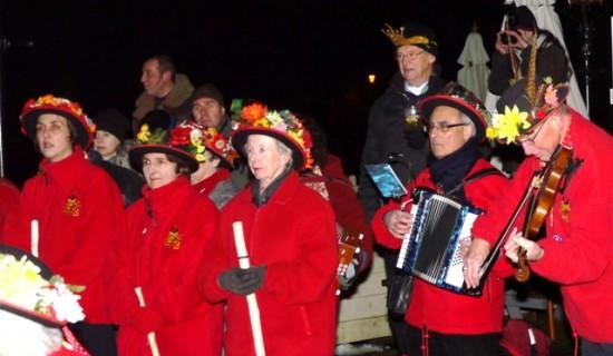 Pheonix Morris group-Croxley Green Wassail Evening 27th Jan 2012-Stuart king- image  - Copy