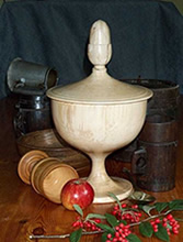 Wassail bowl by Stuart King