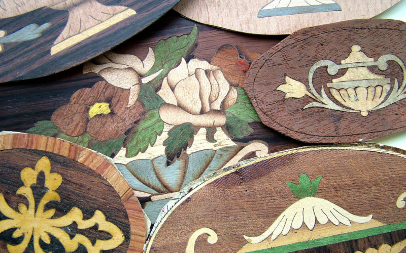 History of Marquetry (with Glossary)