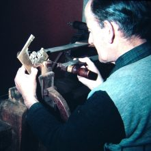 Marquetry Donkey