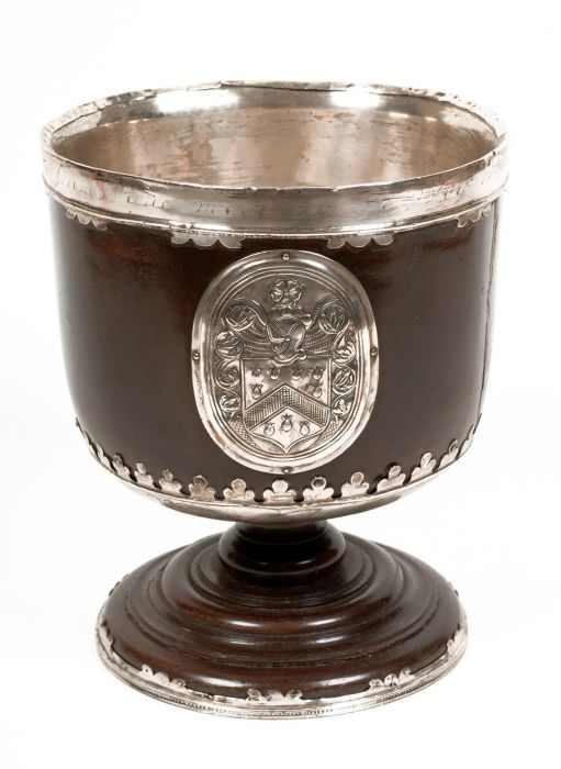 Wassail bowl 17th cent-Pinto Collection