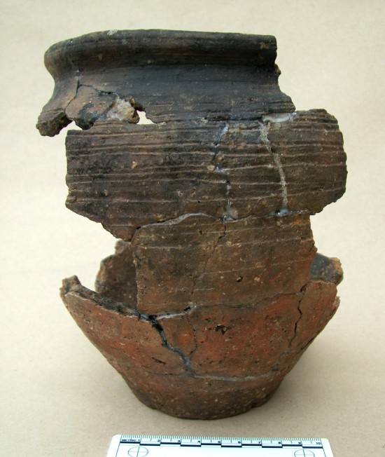 Late Iron Age Pot