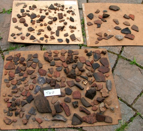 Late Iron Age and early Roman pottery