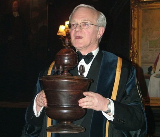 Worshipful Company of Turners Wassail bowl c1604- a banquet toast 2006