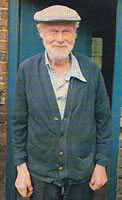 Reg in 1984 at the age of 85