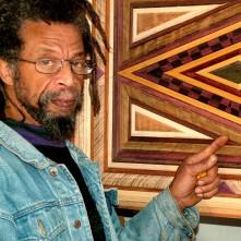 Raymond Harvey, woodturner from High Wycombe